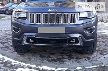 Jeep Grand Cherokee 2015 в Ивано-Франковске