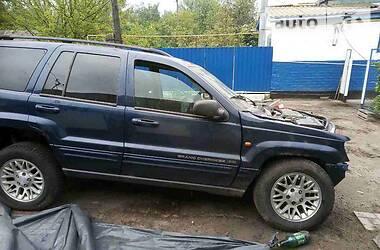 Jeep Grand Cherokee 2002 в Миргороде