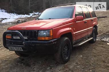 Jeep Grand Cherokee 1996 в Коломые