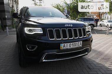Jeep Grand Cherokee 2015 в Киеве