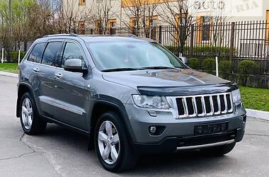 Внедорожник / Кроссовер Jeep Grand Cherokee 2011 в Киеве