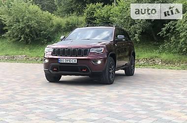 Внедорожник / Кроссовер Jeep Grand Cherokee 2017 в Тернополе