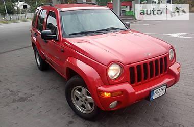 Jeep Liberty 2003 в Ковеле