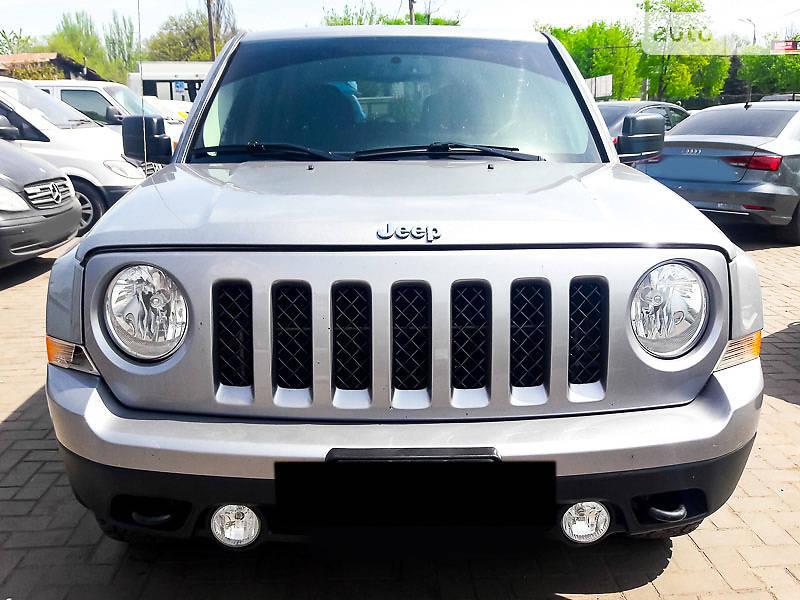 Jeep Patriot 2014 в Кривом Роге