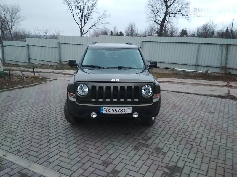 Jeep Patriot 2015 в Хмельницком