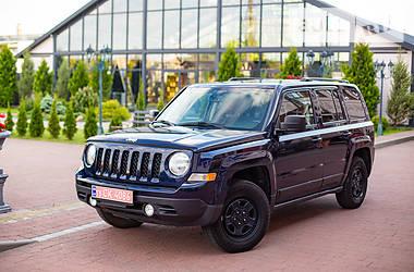 Внедорожник / Кроссовер Jeep Patriot 2014 в Львове