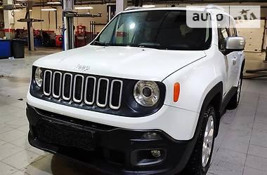 Jeep Renegade 2015 в Чернівцях