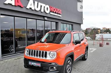 Jeep Renegade 2017 в Львове