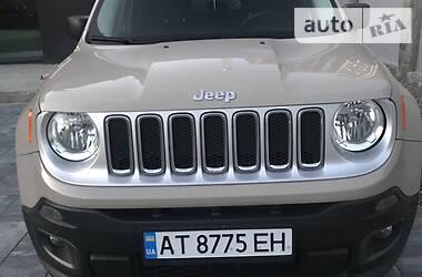 Jeep Renegade 2016 в Ивано-Франковске