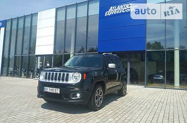 Jeep Renegade 2017 в Ровно