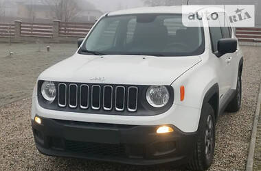 Jeep Renegade 2016 в Львове