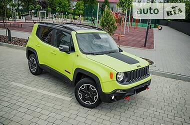 Внедорожник / Кроссовер Jeep Renegade 2017 в Ивано-Франковске