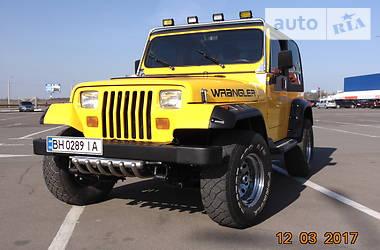 Jeep Wrangler 1993 в Одессе