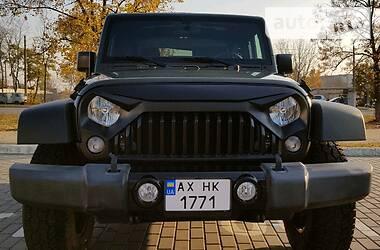 Jeep Wrangler 2015 в Харькове