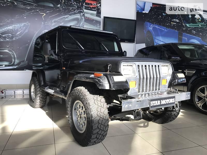 Jeep Wrangler 1989 в Одессе
