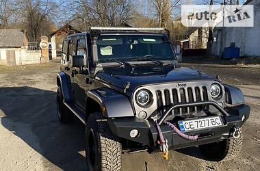 Jeep Wrangler 2015 в Черновцах