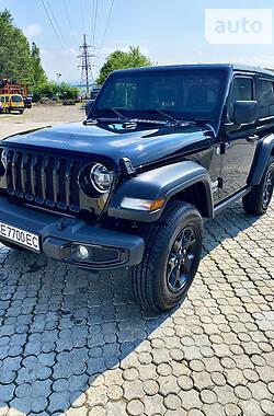 Позашляховик / Кросовер Jeep Wrangler 2018 в Чернівцях