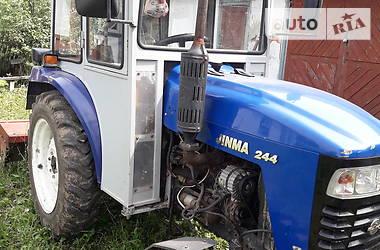 Jinma 244 2011 в Овруче