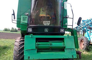 Комбайн зерноуборочный John Deere 1065 1988 в Коломые