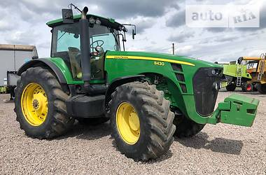 Трактор сільськогосподарський John Deere 8430 2008 в Володарці
