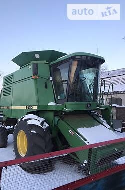 John Deere 9500 1994 в Новоукраїнці