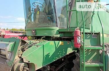 Комбайн зерноуборочный John Deere 9500 1997 в Харькове