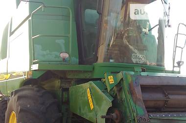 John Deere 9680 2002 в Херсоне