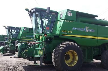 John Deere 9770 STS 2008 в Варві