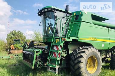Комбайн зерноуборочный John Deere 9880 STS 2003 в Ровно