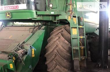 Комбайн зерноуборочный John Deere T 660 2009 в Дружковке