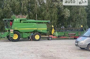 Комбайн зерноуборочный John Deere W 660 2009 в Киеве