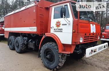 КамАЗ 4310 1991 в Ивано-Франковске
