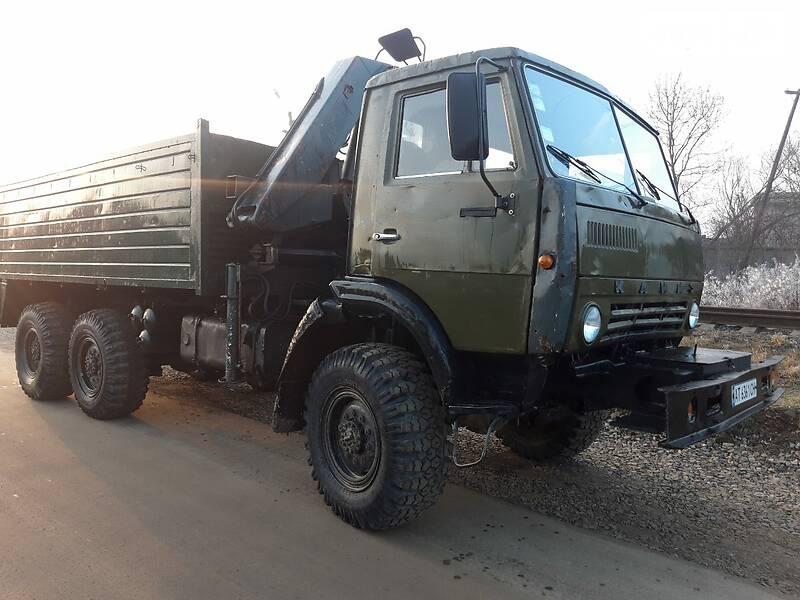 КамАЗ 4310 1985 в Коломиї