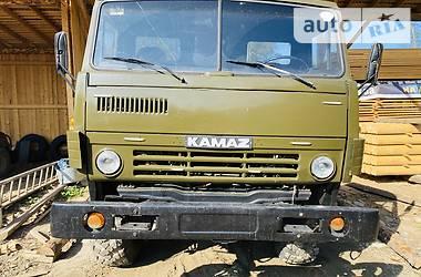 КамАЗ 4310 1987 в Верховине