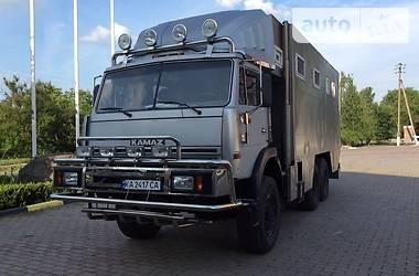 Вахтовый автобус / Кунг КамАЗ 4310 1992 в Буче