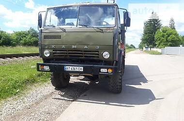 Бортовий КамАЗ 4310 1985 в Коломиї