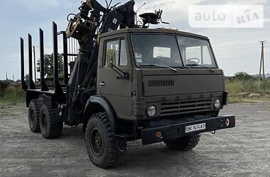 Лесовоз / Сортиментовоз КамАЗ 4310 1990 в Сарнах