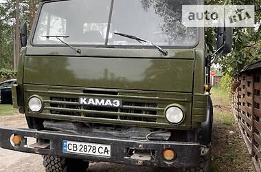 Лесовоз / Сортиментовоз КамАЗ 4310 1992 в Чернигове
