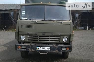 Бортовой КамАЗ 5230 1981 в Тячеве