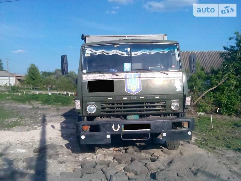 КамАЗ 5320 1982 в Калиновке