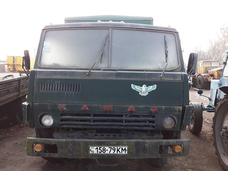 КамАЗ 5320 1992 в Переяславе-Хмельницком