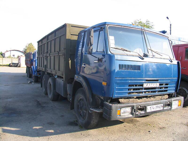 Зерновоз КамАЗ 5320 1986 в Білій Церкві