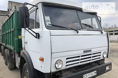 Бортовой КамАЗ 5320 1990 в Черкассах