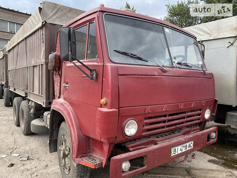 КамАЗ 5320 1995 в Полтаве