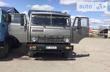 Бортовой КамАЗ 5320 1985 в Херсоне