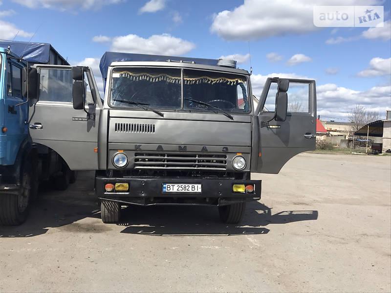 Бортовий КамАЗ 5320 1985 в Херсоні