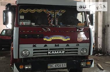 КамАЗ 53212 1987 в Золочеве
