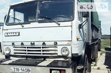 КамАЗ 53212 1989 в Захарьевке
