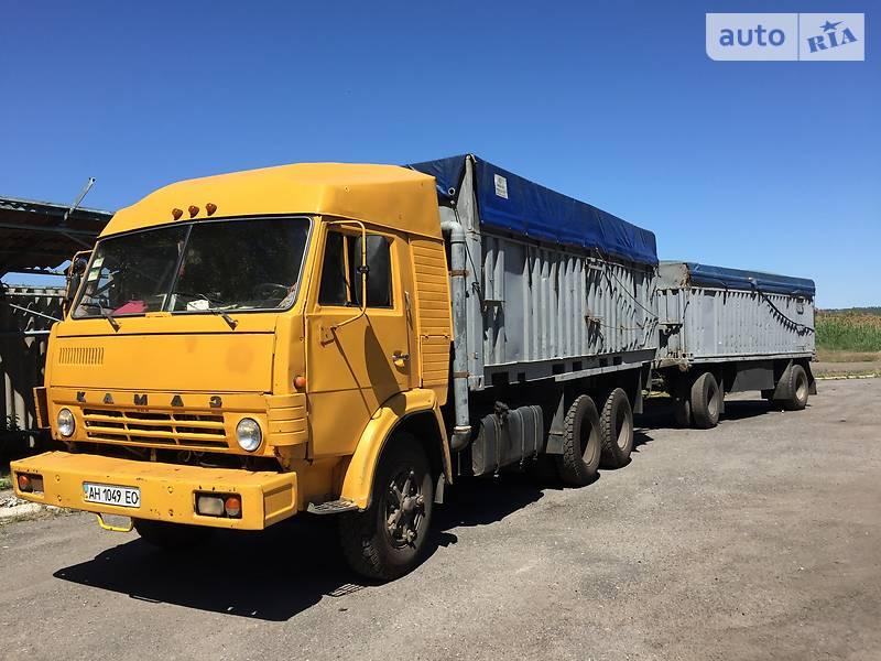 КамАЗ 53212 1989 в Славянске