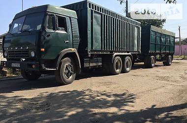 Бортовий КамАЗ 53212 1991 в Дніпрі